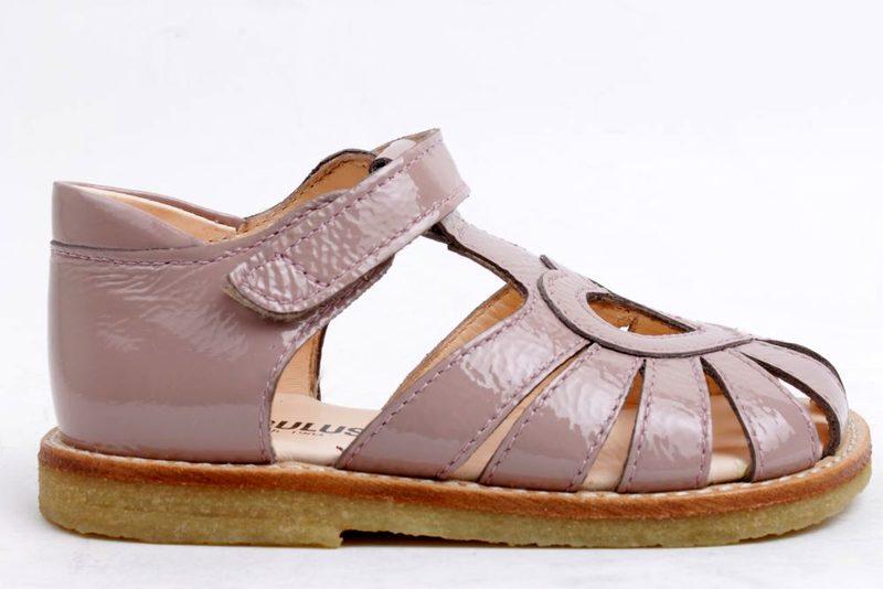 adfb4177c371 Køb ANGULUS SANDAL MED HJERTE Her - Salg af Pige sandaler