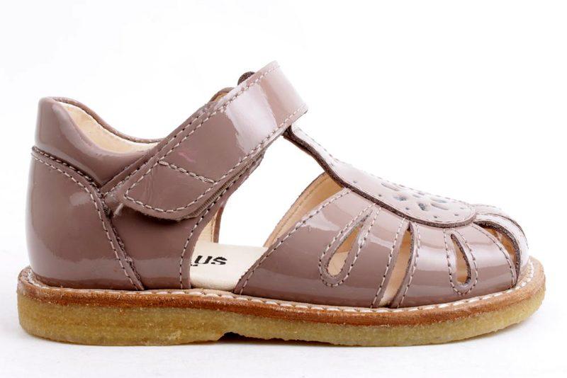 cb00937ec87b Køb ANGULUS LAK SANDAL Her - Salg af Pige sandaler