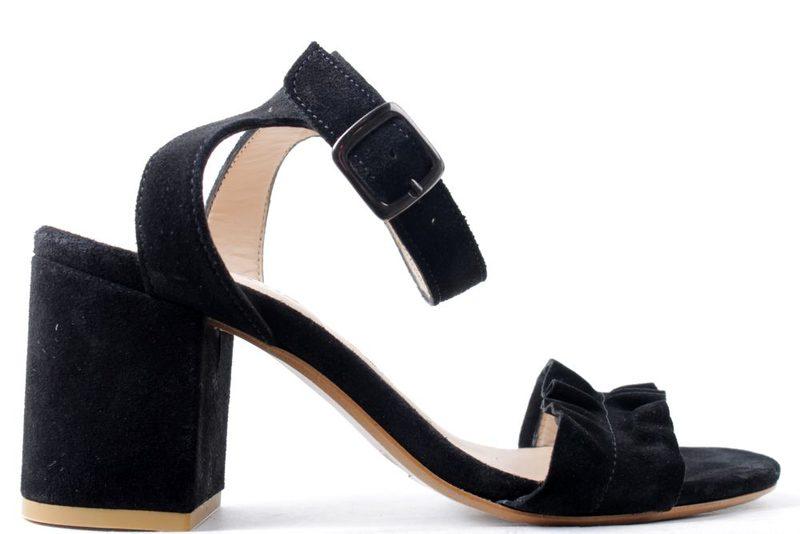 c9089719ea0e Køb ANGULUS SANDAL PÅ BLOKHÆL Her - Salg af Lette sandaler