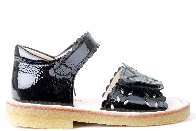 b2ec812c566 Køb ANGULUS SANDAL MED SOMMERFUGL Her - Salg af Pige sandaler