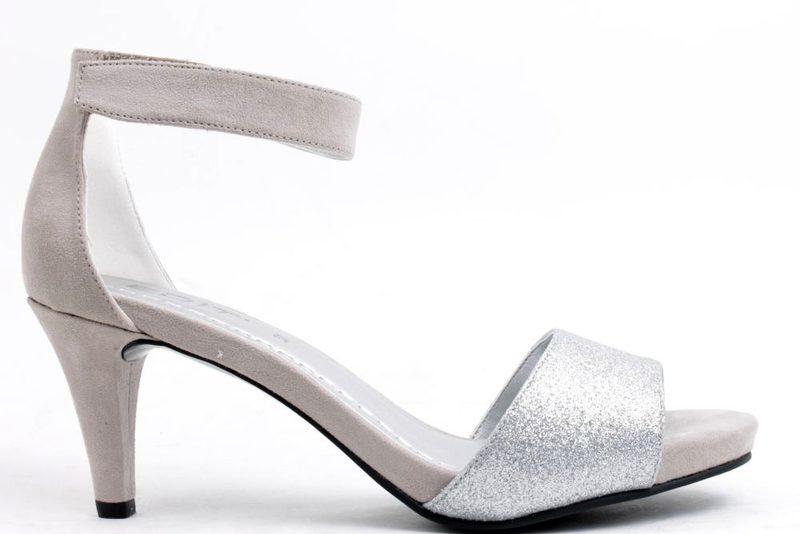 eac505e46067 Køb EDIT STILET MED GLIMMER Her - Salg af Lette sandaler