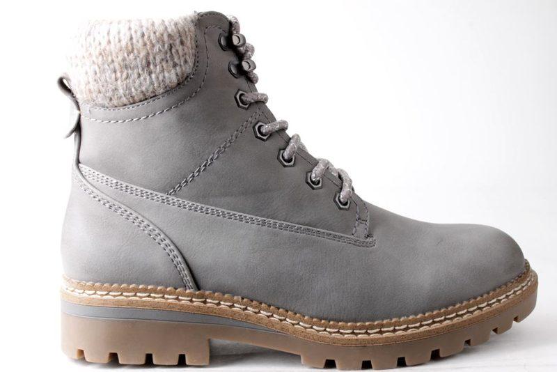 d7f06f6547c Køb EDIT VINTERSTØVLE I GRÅ Her - Salg af Vinterstøvler til kvinder