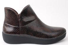 salg af FITFLOP™SUPERMOD LEATHER ANKLE BOOT II