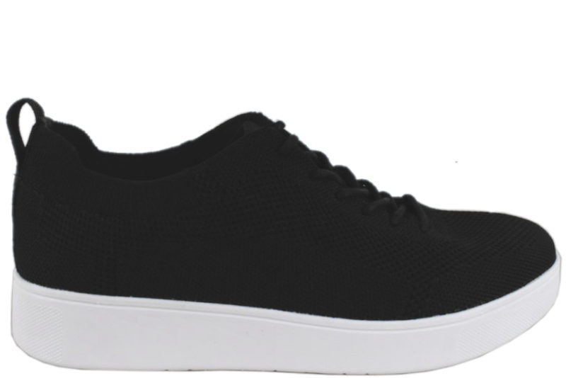 salg af FITFLOP RALLY TONAL KNIT SORT SNEAKERS