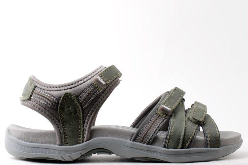 5b1d099831a Køb GREEN COMFORT SANDAL I GRØN Her - Salg af Sandaler til kvinder