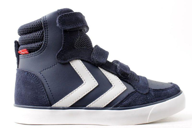 e78c30cf0f6 Køb HUMMEL STADIL LEATHER JR Her - Salg af Sneakers til drenge