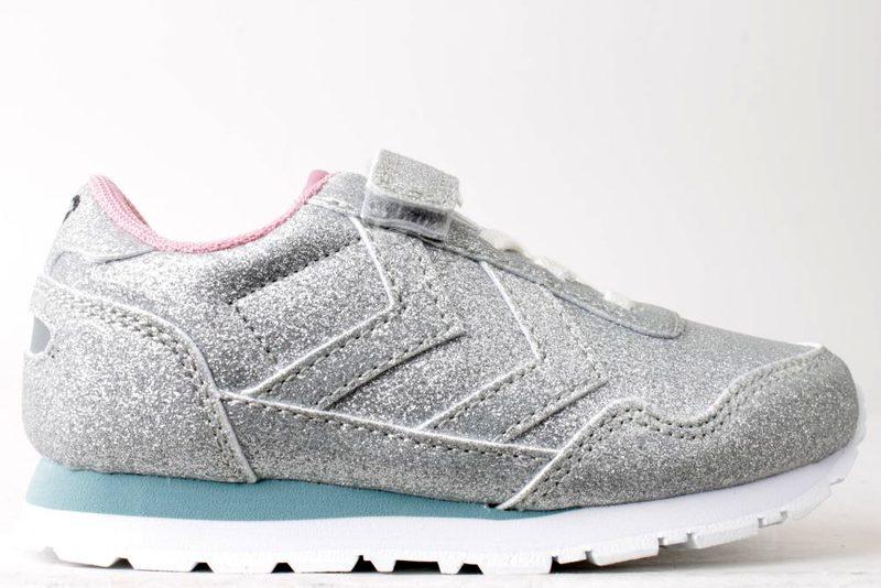 11c0b1bdb2a Køb HUMMEL REFLEX GLITTER JR Her - Salg af Sneakers til piger