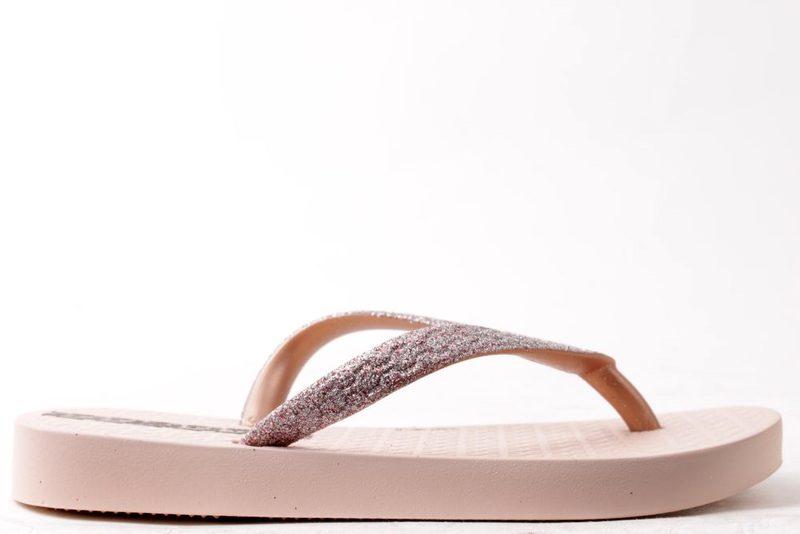 d11ec6a1ff30 Køb IPANEMA I NUDE MED GLIMMER Her - Salg af Pige sandaler