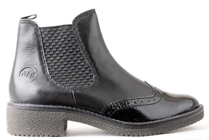 54e5403b Køb MARCO TOZZI MED LAK Her - Salg af Støvler til damer