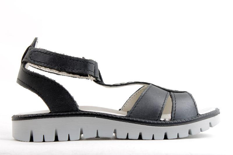 e027e95035f6 Køb PEPPER SANDAL I SORT Her - Salg af Pige sandaler