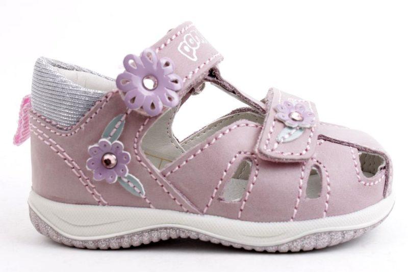 50571e2beb4 Køb PONNY SANDAL I ROSA Her - Salg af Pige sandaler