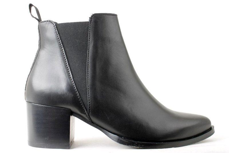 536f5b48 Køb PRIVÉ SORT SKIND Her - Salg af Støvler til damer