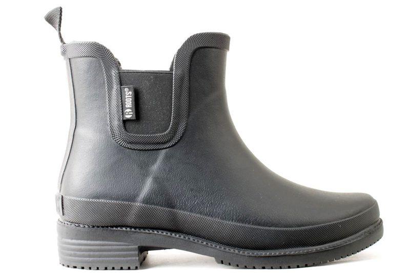 0d5b8ff6 Køb ROOTS SORT GUMMISTØVLE Her - Salg af Gummistøvler til damer