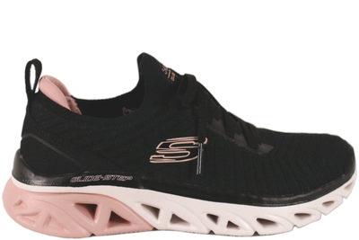 salg af SKECHERS GLIDE STEP SPORT BLACK