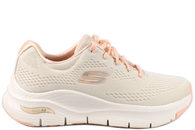 salg af SKECHERS ARCH FIT OFF WHITE SNEAKERS