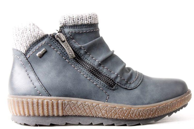 42d9dcb1d6d Køb SOFTWALK DAMESTØVLE I BLÅ Her - Salg af Vinterstøvler til kvinder