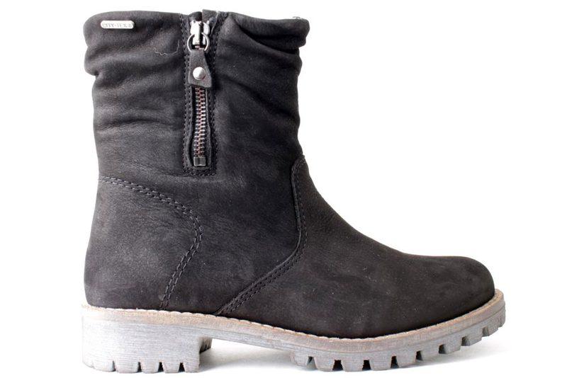 8035d865 Køb SOFTWALK VINTERSTØVLE I SORT Her - Salg af Vinterstøvler til kvinder