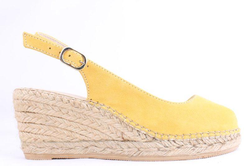 9705e332 Køb STOCKHOLM GUL SANDAL Her - Salg af Lette sandaler