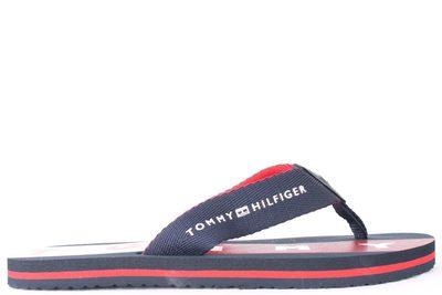 salg af TOMMY HILFIGER FALT BEACH SANDAL