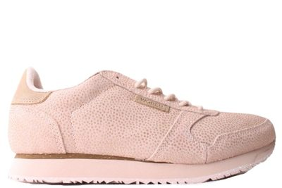 Woden Tan woden sneakers ydun sandfarvet Dame Sko
